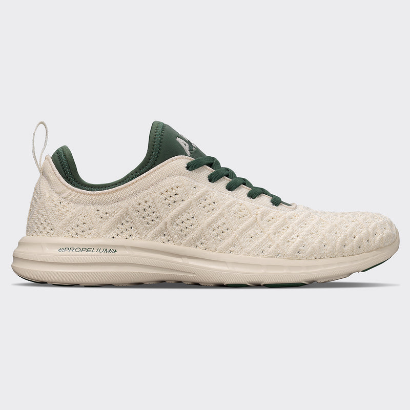 Women's Techloom Phantom Pristine / Dark Green