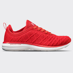 Men's TechLoom Phantom Red / White
