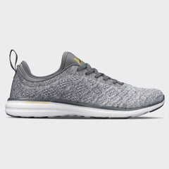 Men's TechLoom Phantom Smoke / White / Yellow