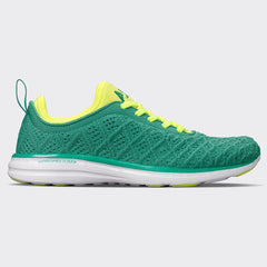 Women's Techloom Phantom Tropical Green / Energy / White