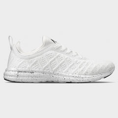 Men's TechLoom Phantom White / Black Speckle
