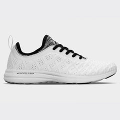 Men's TechLoom Phantom White / Black / White Melange