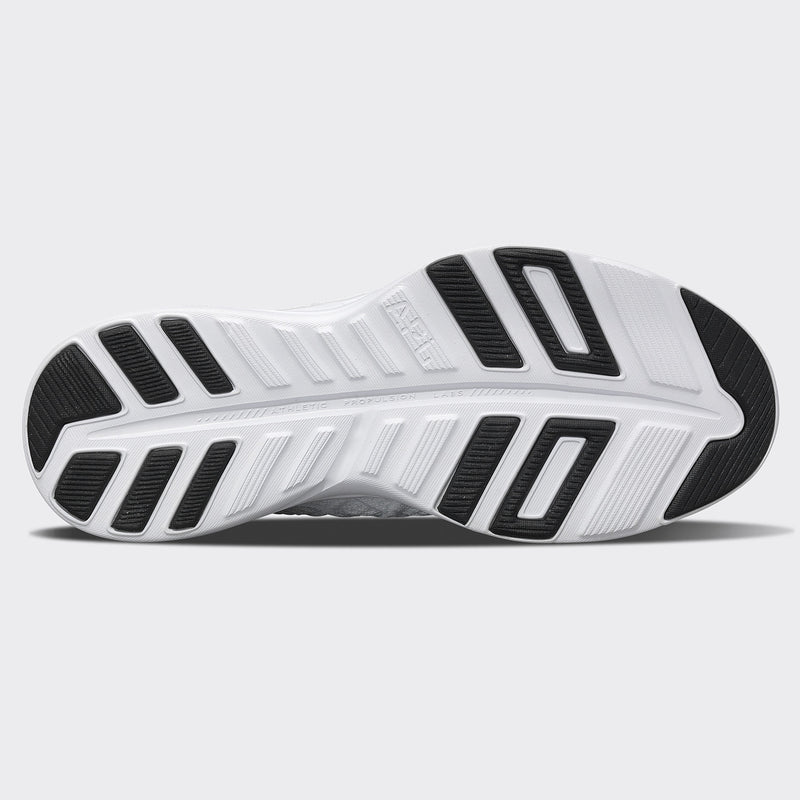 Women's TechLoom Phantom White / Black / White Melange