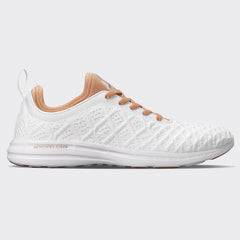 Men's Techloom Phantom White / Caramel