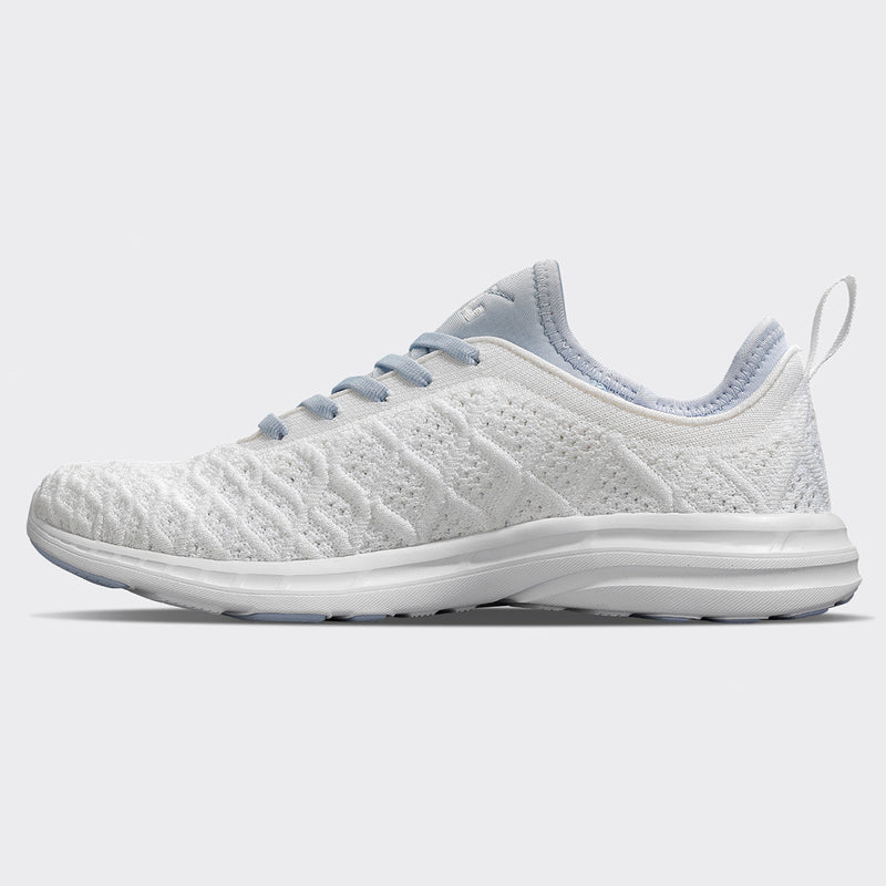 Women's TechLoom Phantom White / Fresh Air