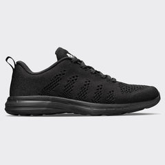 Men's TechLoom Pro Black / Black / White