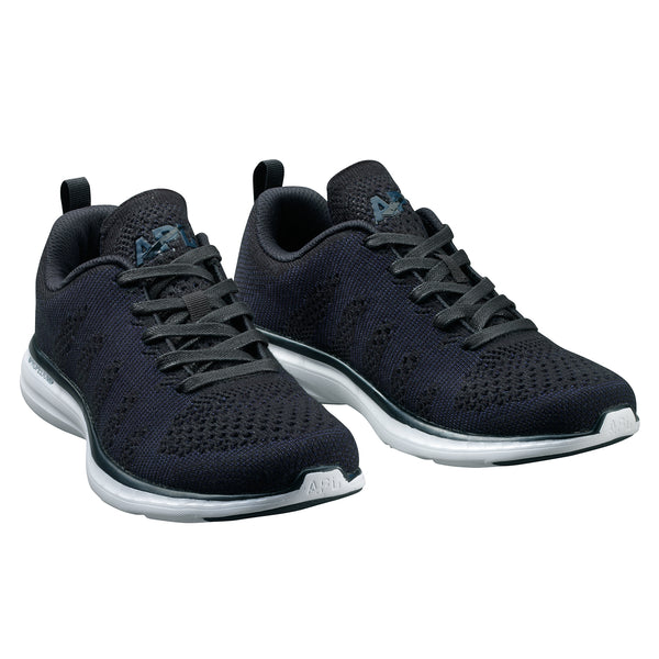 Men's TechLoom Pro Black / Navy Cashmere