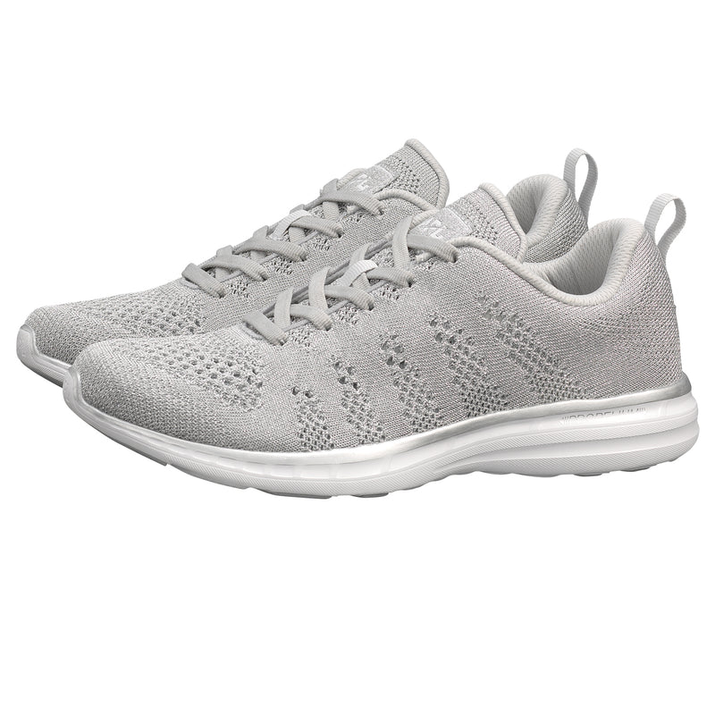 Women's TechLoom Pro Metallic Silver / White