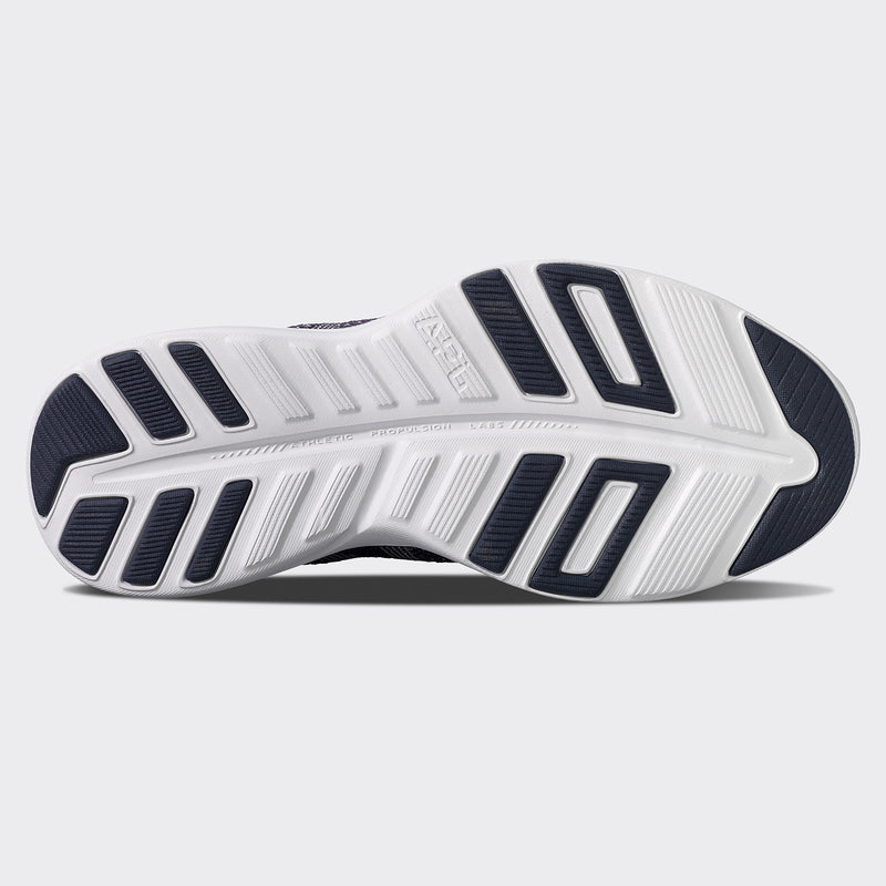Men's TechLoom Pro Midnight / Metallic Silver / White