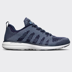 Men's TechLoom Pro Navy / Sky / White