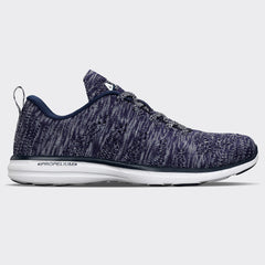 Men's TechLoom Pro Navy / White / Melange