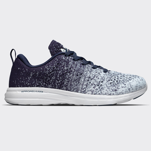 Men's TechLoom Pro Navy / White / Ombre
