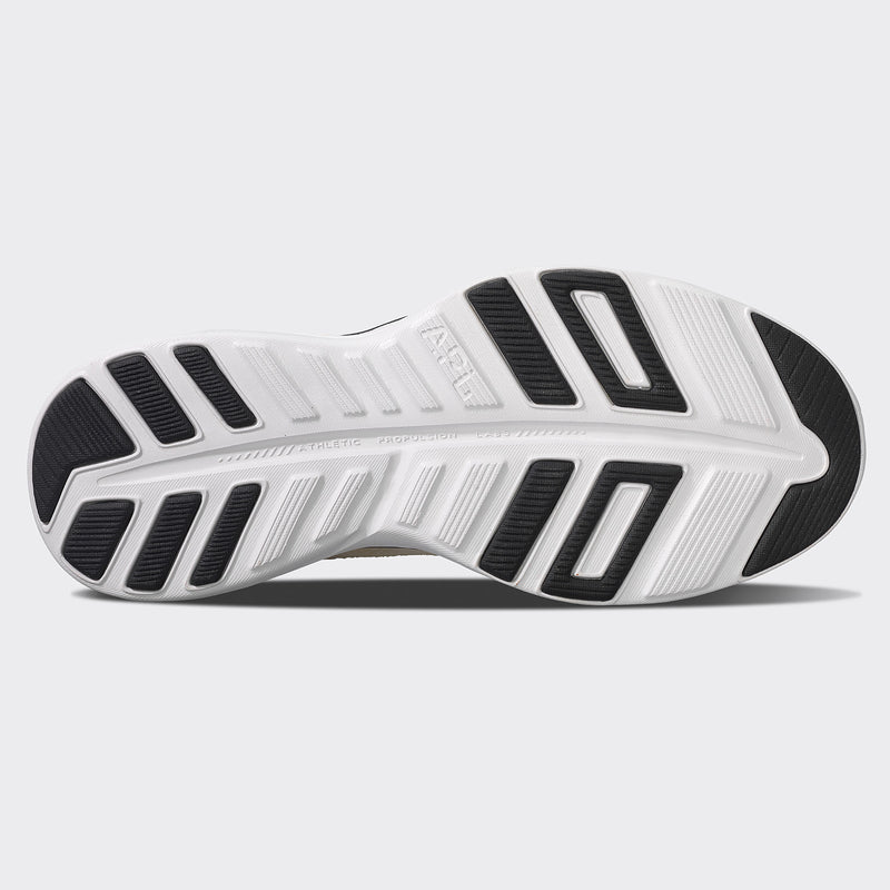 Men's TechLoom Pro Pristine / Black / White