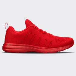 Men's TechLoom Pro Red / Red