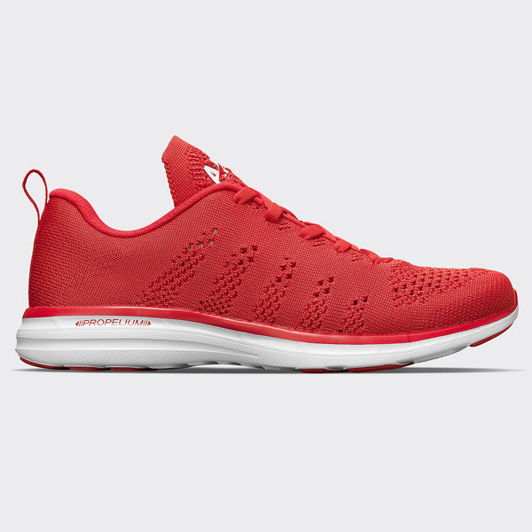 Men's TechLoom Pro Red / White
