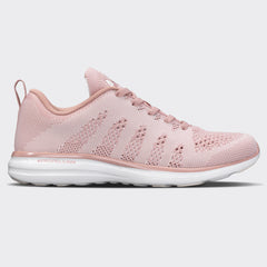 Women's TechLoom Pro Red Clay / Sea Salt / White
