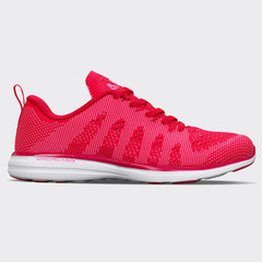 Women's TechLoom Pro Ruby / Bubblegum / White