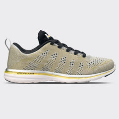 Men's TechLoom Pro Silver / Gold / Black