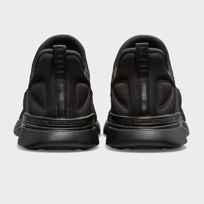 Men's TechLoom Tracer Black / Black