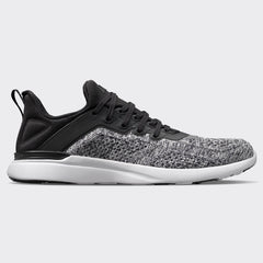Women's TechLoom Tracer Black / Heather Grey / White