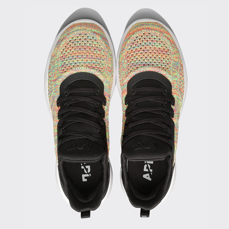 Men's TechLoom Tracer Black / Multi / White