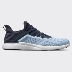 Men's TechLoom Tracer Midnight / Ice Blue / White