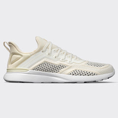 Men's TechLoom Tracer Pristine / Heather Grey / White