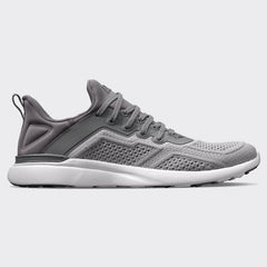Men's TechLoom Tracer Smoke / Cement / White
