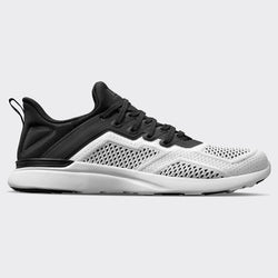 Men's TechLoom Tracer White / Black / Black