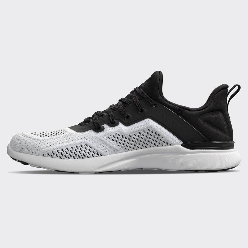 Women's TechLoom Tracer White / Black / Black