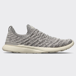 Women's TechLoom Wave Anthracite / Greystone / Pristine