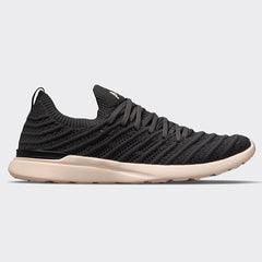 Women's TechLoom Wave Anthracite / Vanilla Cream