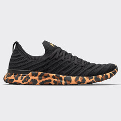 Men's TechLoom Wave Black / Leopard