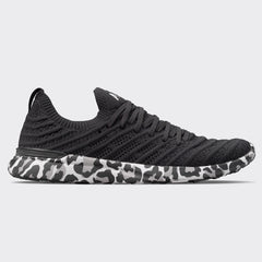 Women's TechLoom Wave Black / White / Leopard