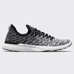 Men's TechLoom Wave Black / White / Ombre