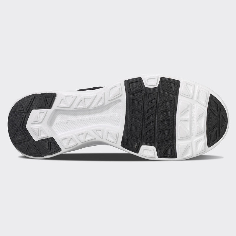 Women's TechLoom Wave Black / White / White