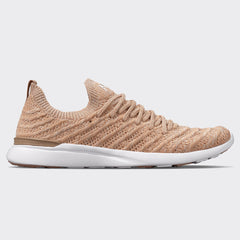 Women's TechLoom Wave Caramel / Almond / Melange