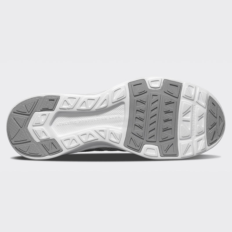 Men's TechLoom Wave Cement / White