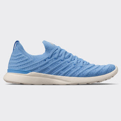 Men's TechLoom Wave Coastal Blue / Pristine