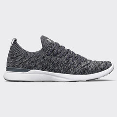 Men's TechLoom Wave Cosmic Grey / Black / Midnight