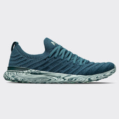 Men's TechLoom Wave Deep Emerald / Peppermint / Marble