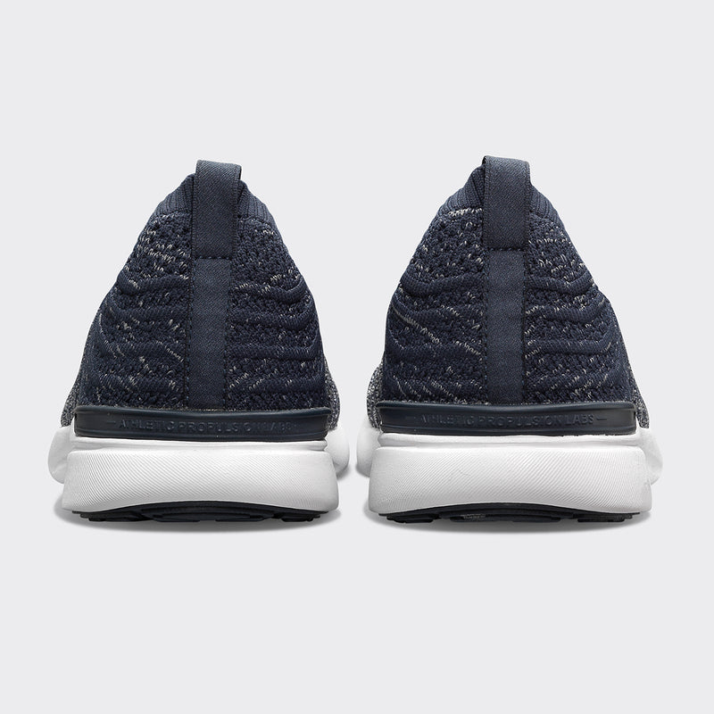 Men's TechLoom Wave Midnight / Heather Grey / Ombre