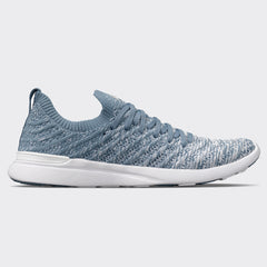 Men's TechLoom Wave Moonstone / White / Ombre
