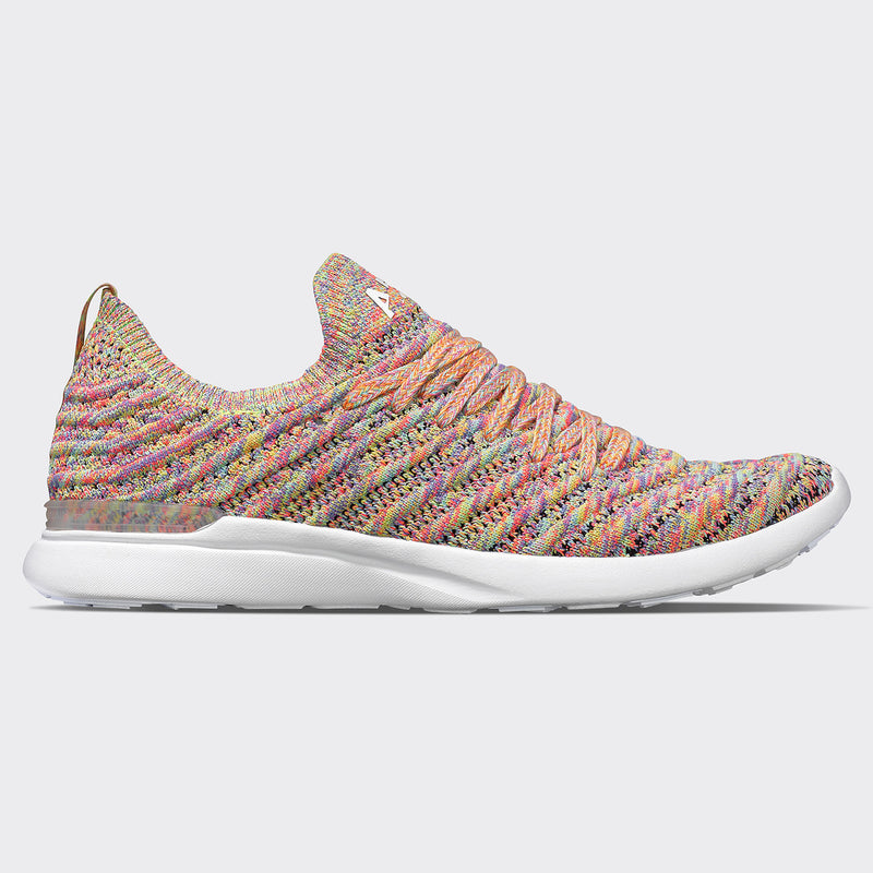 Women's TechLoom Wave Multi / White