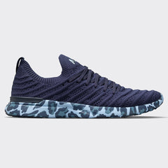 Women's TechLoom Wave Navy / Leopard