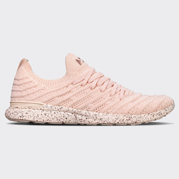 Women's TechLoom Wave Nude / Beachwood / Burgundy