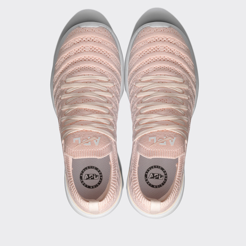 Women's TechLoom Wave Nude / White