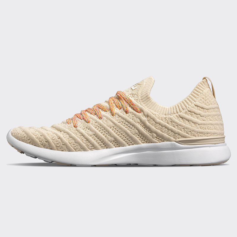 Men's TechLoom Wave Parchment / White / Multi
