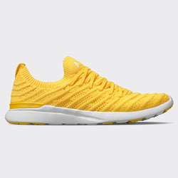 Women's TechLoom Wave Racing Yellow / White