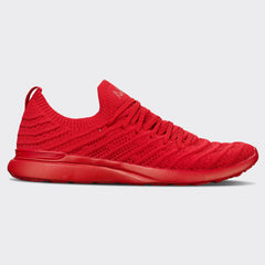 Women's TechLoom Wave Red